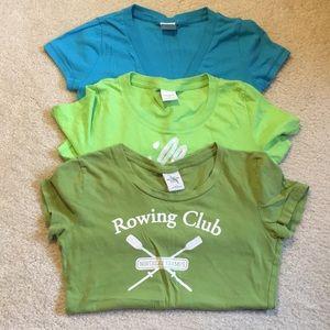 ⭐️SALE⭐️T-shirt bundle size S: A &F & Gilly Hicks